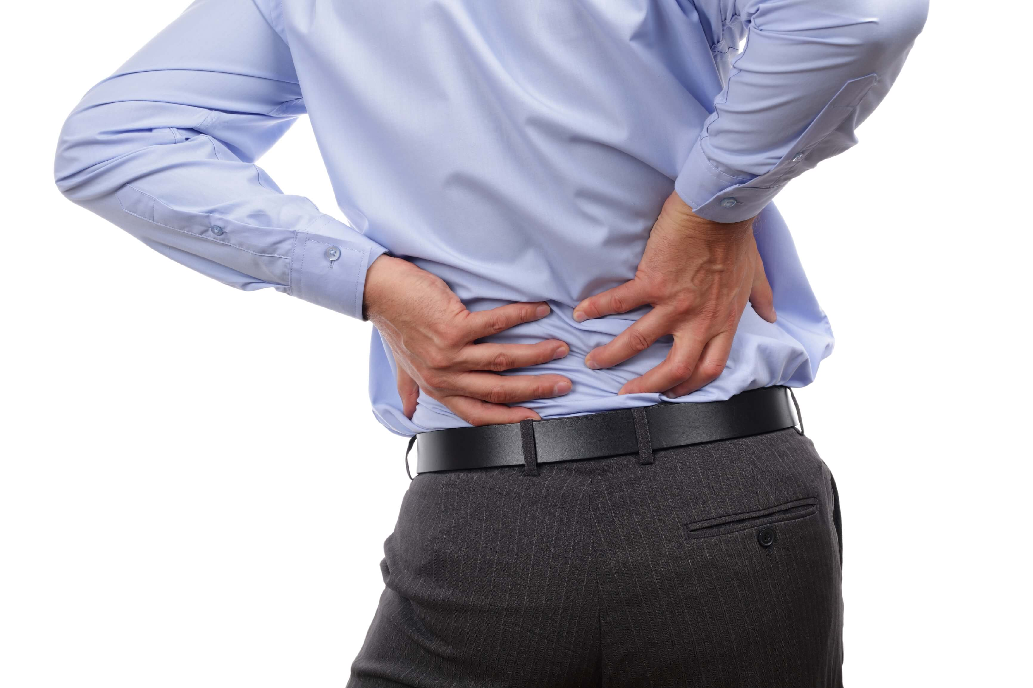 back pain tips for good posture