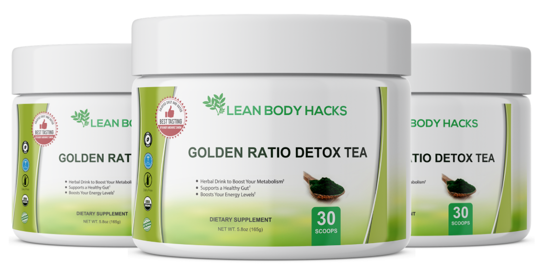 Take supplements such as  Lean Body Hacks Detox Tea