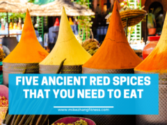 Five Ancient Red Spices that You Need to Eat