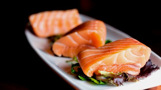 seafood Best sources of protein