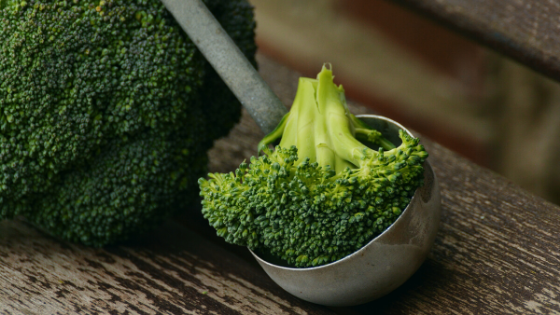 broccoli anti inflammatory