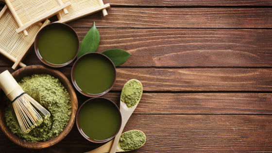 green tea anti-inflammatory