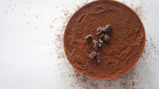dark chocolate and cocoa anti-inflammatory